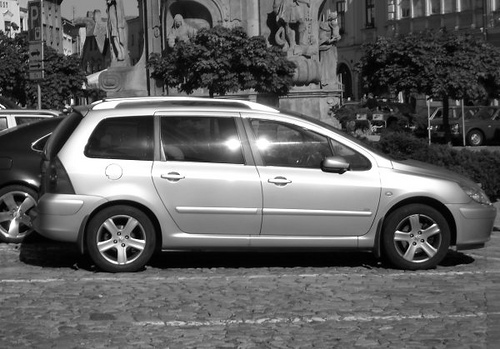 peugeot 307 station-pic. 1
