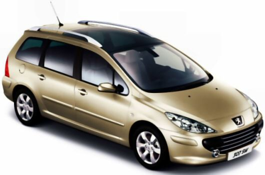 peugeot 307 station-pic. 2