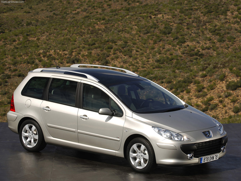 peugeot 307 station-pic. 3