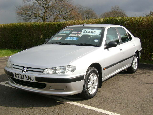 Peugeot 406 1 8 St Photo 152105 Complete Collection Of
