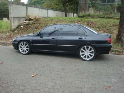 peugeot 406 2 0 16v photos and comments