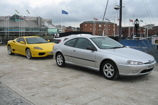 peugeot 406 2.2 coupe-pic. 1