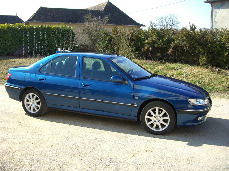 peugeot 406 2 2 hdi photos and comments