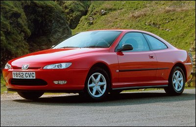 peugeot 406 coupe 2.2 #1