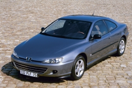 peugeot 406 coupe 2.2 #2