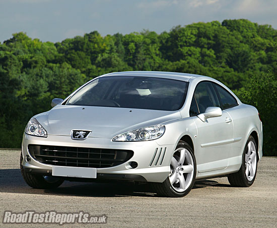 peugeot 407 2 7 v6 hdi photos and comments. Black Bedroom Furniture Sets. Home Design Ideas