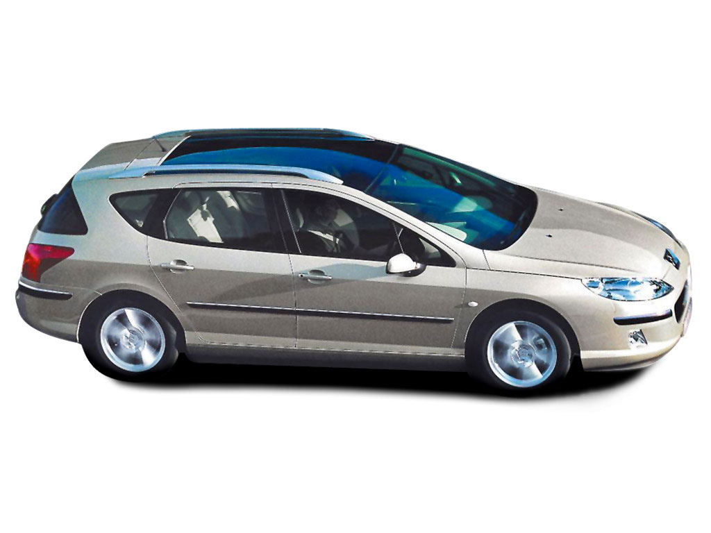 peugeot 407 sw 1 6 hdi 110 photos and comments