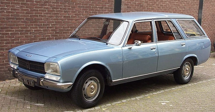 peugeot 504 break-pic. 1