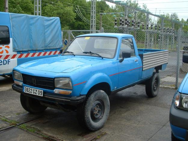 peugeot 504 dangel pick-up-pic. 3