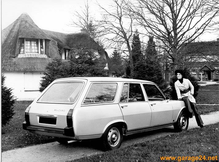 peugeot 504 estate-pic. 1