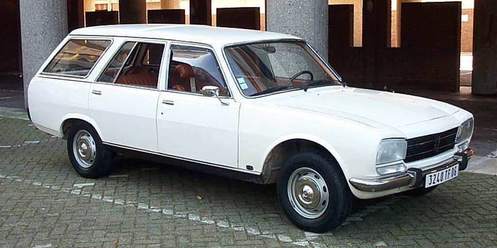 peugeot 504 familiale photos and comments. Black Bedroom Furniture Sets. Home Design Ideas