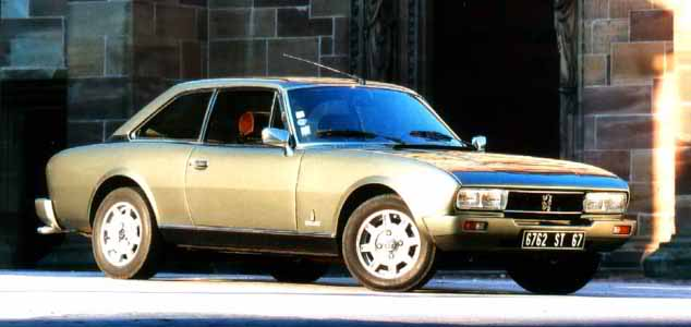 peugeot 504 v6 coupe photos and comments. Black Bedroom Furniture Sets. Home Design Ideas