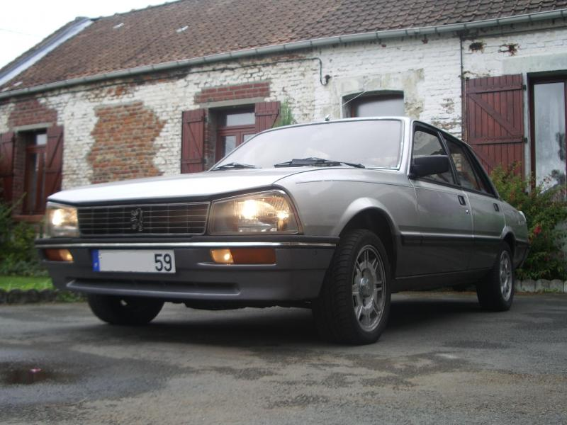 peugeot 505 turbo injection #8