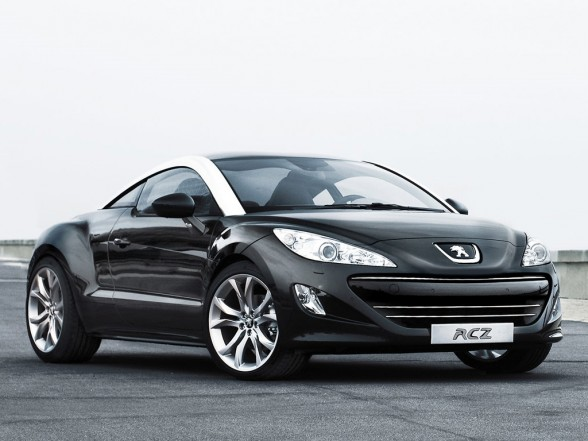 peugeot rcz 2 0 hdi fap photos and comments. Black Bedroom Furniture Sets. Home Design Ideas