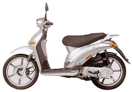 piaggio liberty 50 photos and comments. Black Bedroom Furniture Sets. Home Design Ideas