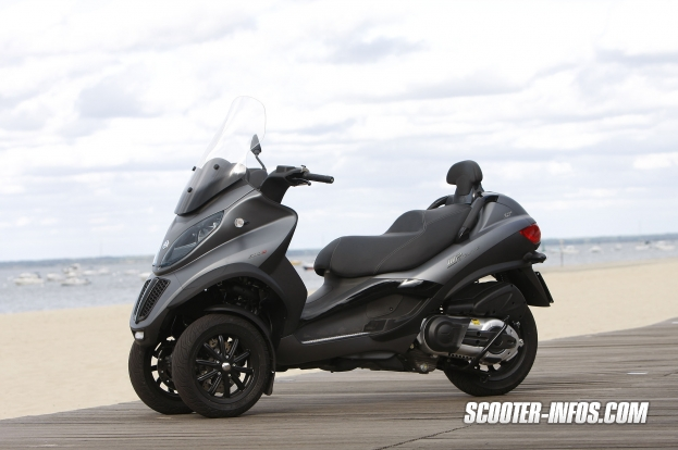 piaggio mp3 sport lt 500 photos and comments. Black Bedroom Furniture Sets. Home Design Ideas