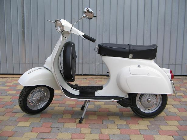 piaggio vespa 125 primavera photos and comments www. Black Bedroom Furniture Sets. Home Design Ideas