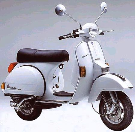 modifications of piaggio vespa. Black Bedroom Furniture Sets. Home Design Ideas