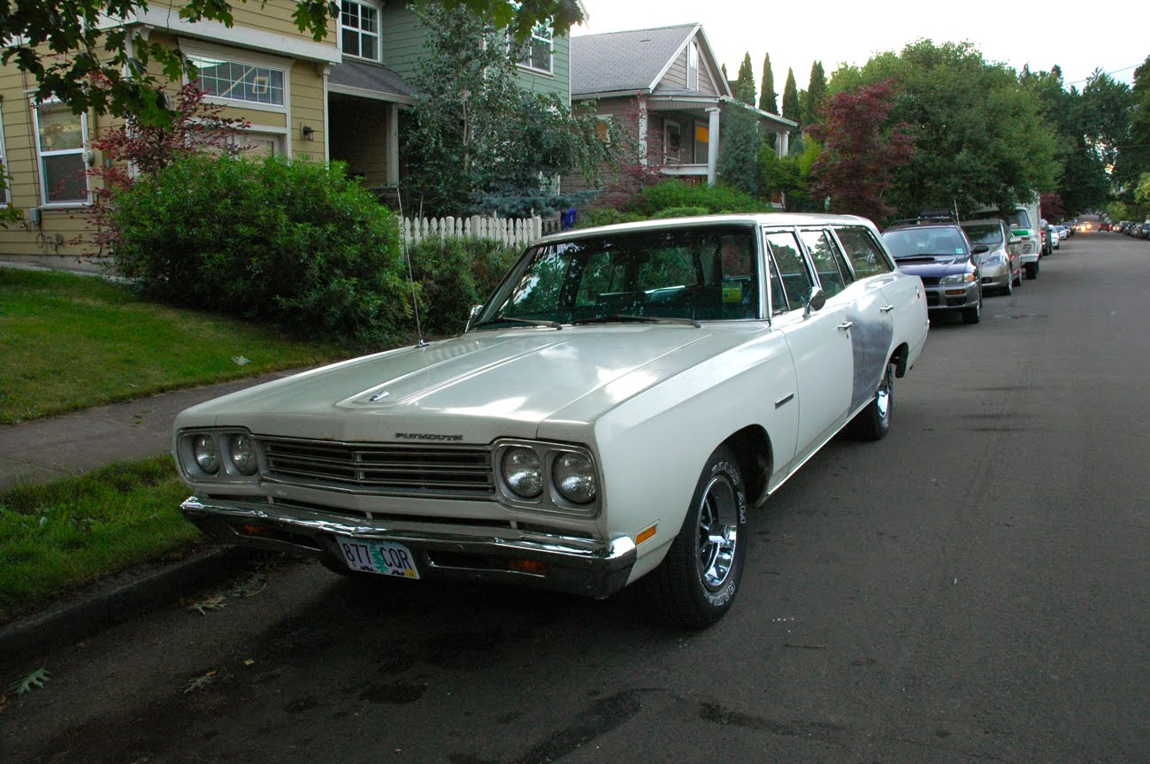 plymouth belvedere station wagon