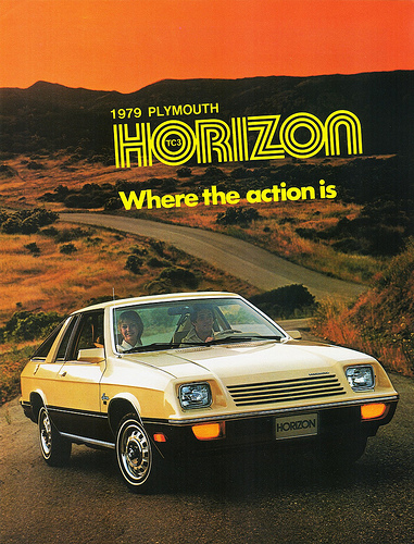 plymouth horizon tc3