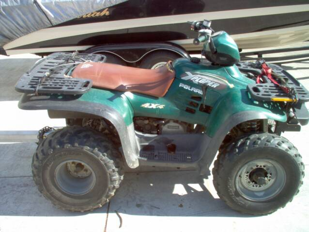 polaris xplorer 400 #1