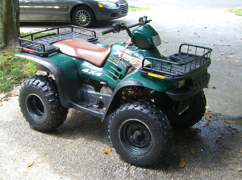 polaris xplorer 400 #2
