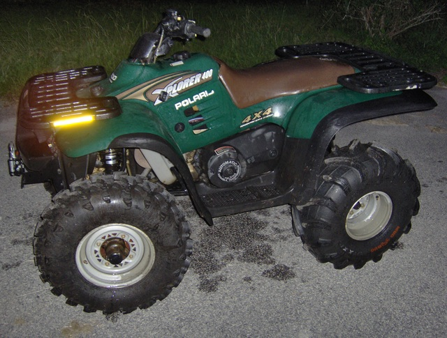 polaris xplorer 400 #3