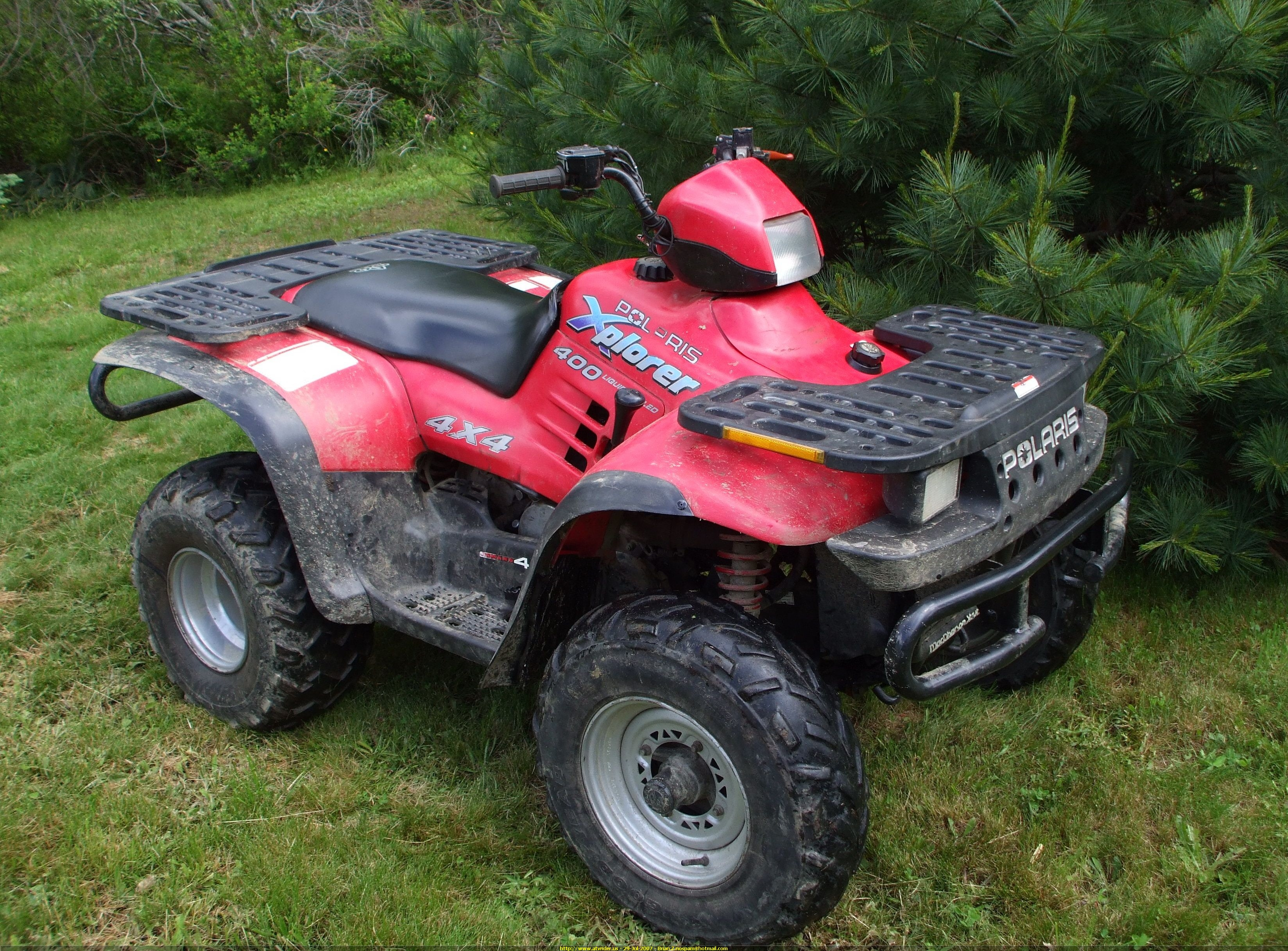 polaris xplorer 400 #4