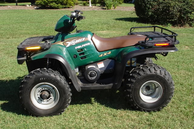 polaris xplorer 400 #5