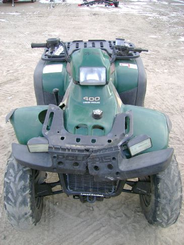 polaris xplorer 400 #6