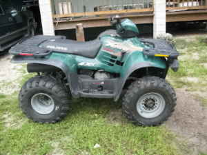 polaris xplorer 400 #7