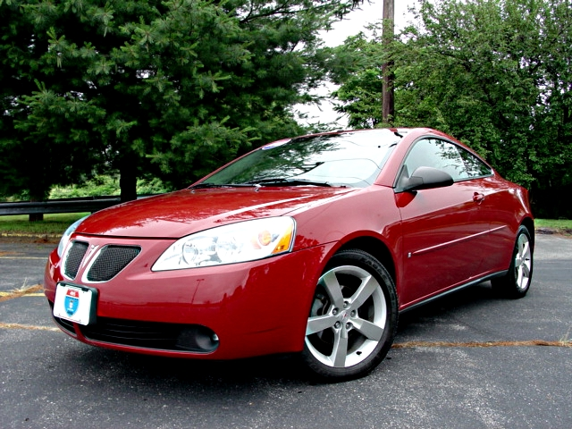 pontiac g6 gtp coupe photos and comments. Black Bedroom Furniture Sets. Home Design Ideas