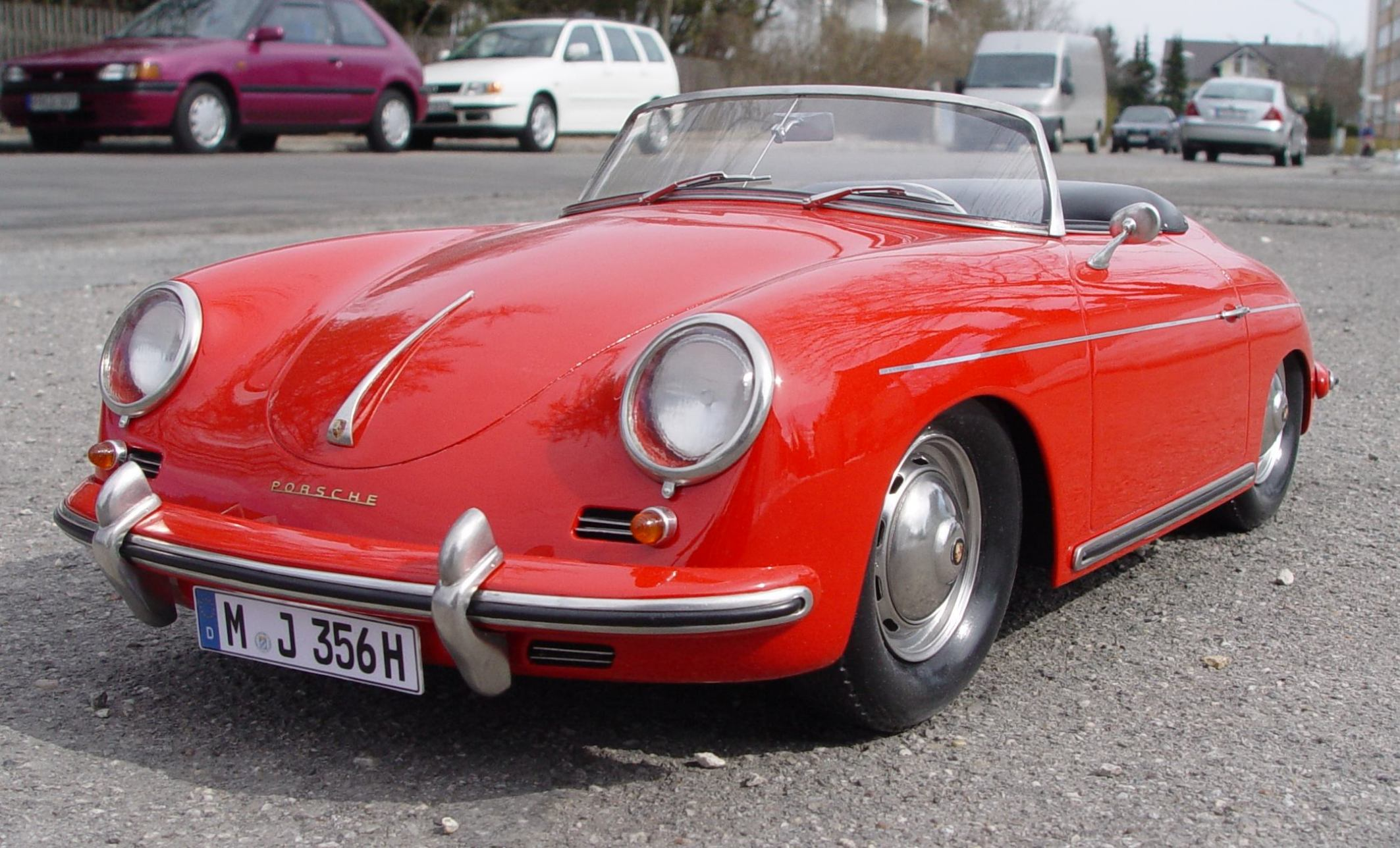 porsche 356 b roadster photos and comments. Black Bedroom Furniture Sets. Home Design Ideas