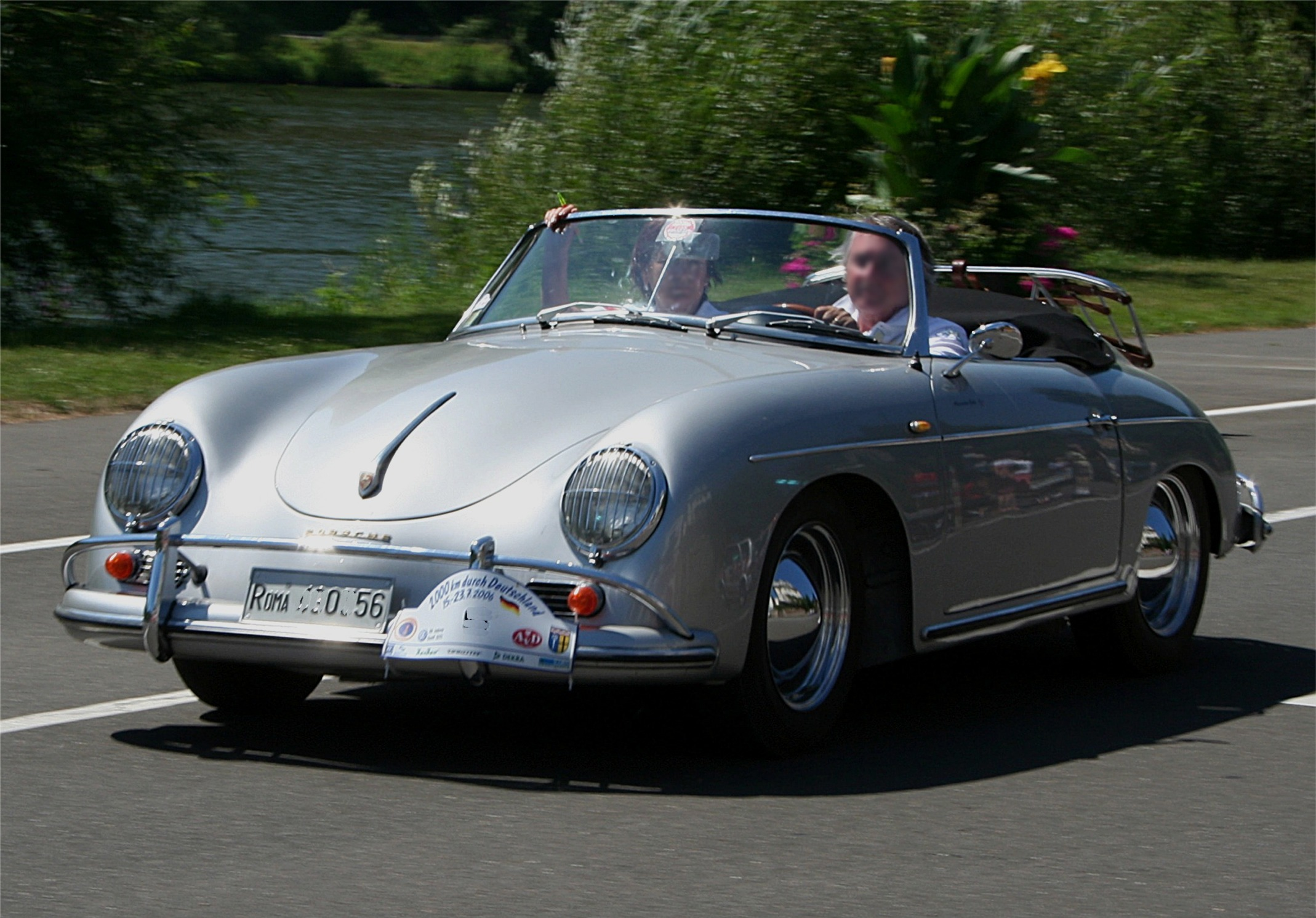porsche 356 convertible photos and comments. Black Bedroom Furniture Sets. Home Design Ideas