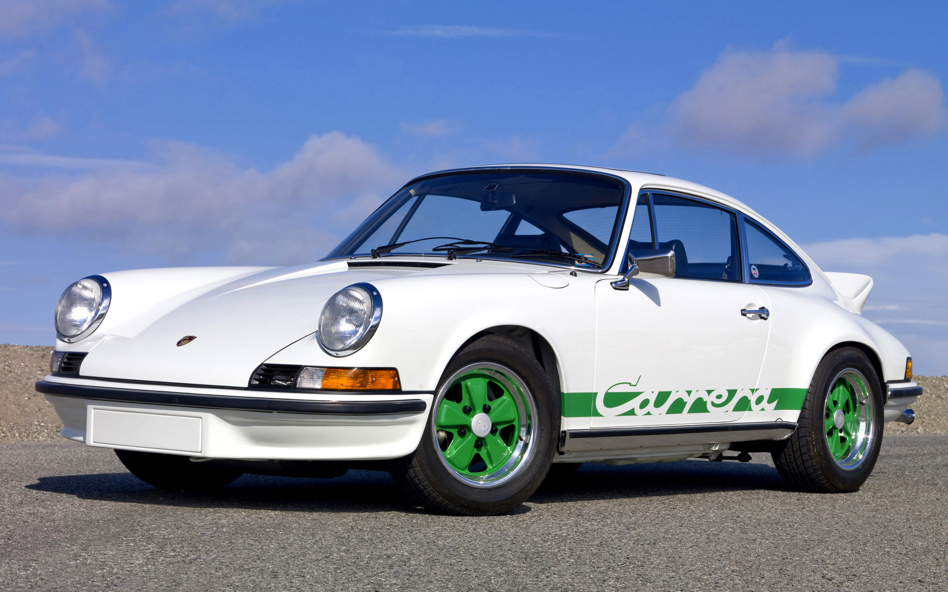 Porsche 911 Carrera 2 7 Rs Photos And Comments Www