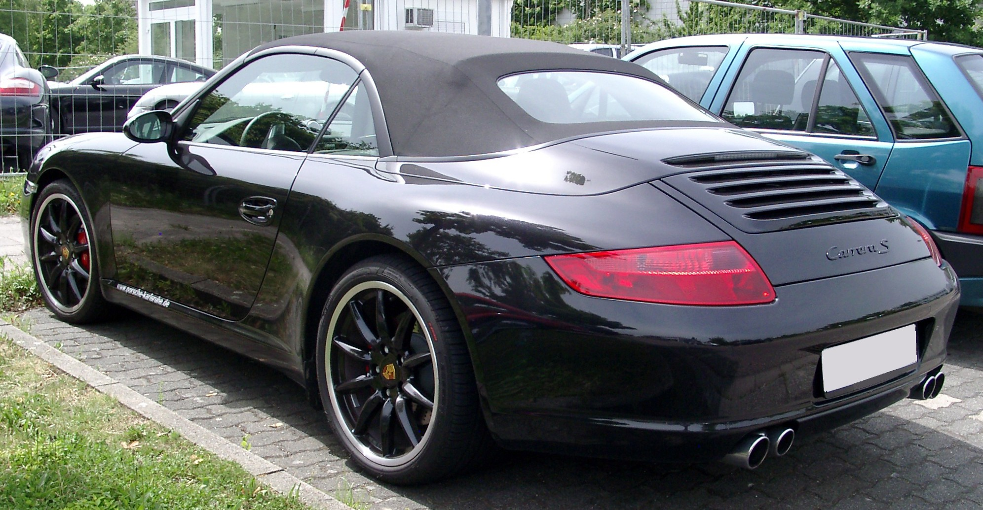 porsche 911 carrera s cabrio photos and comments www. Black Bedroom Furniture Sets. Home Design Ideas