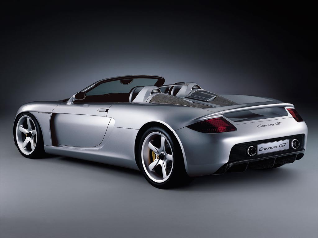Porsche carrera gt cabriolet photos and comments www - Porche para autos ...