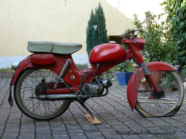 puch vs 50 l