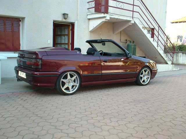 renault 19 cabriolet-pic. 1