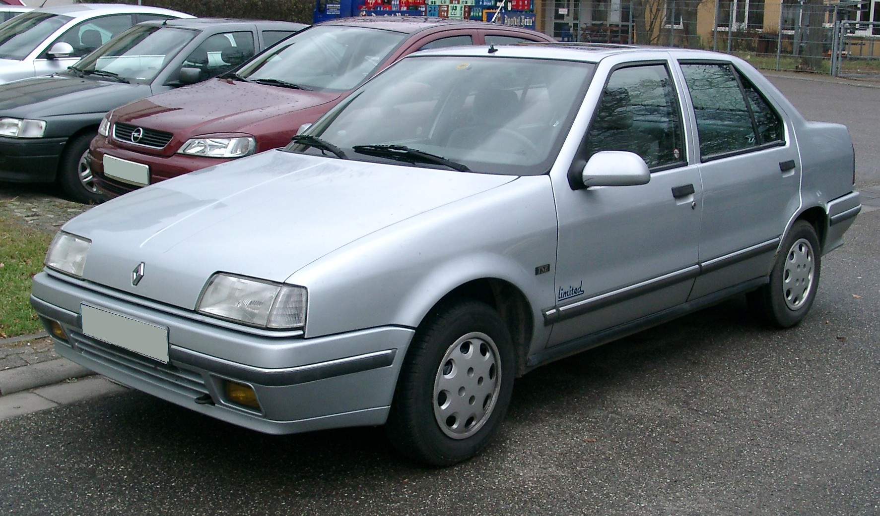 renault 19 chamade-pic. 1