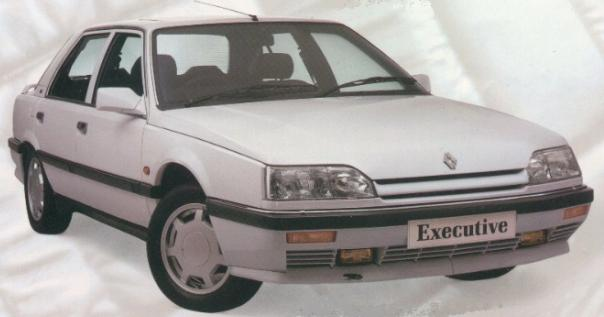 renault 25 turbo d-pic. 1