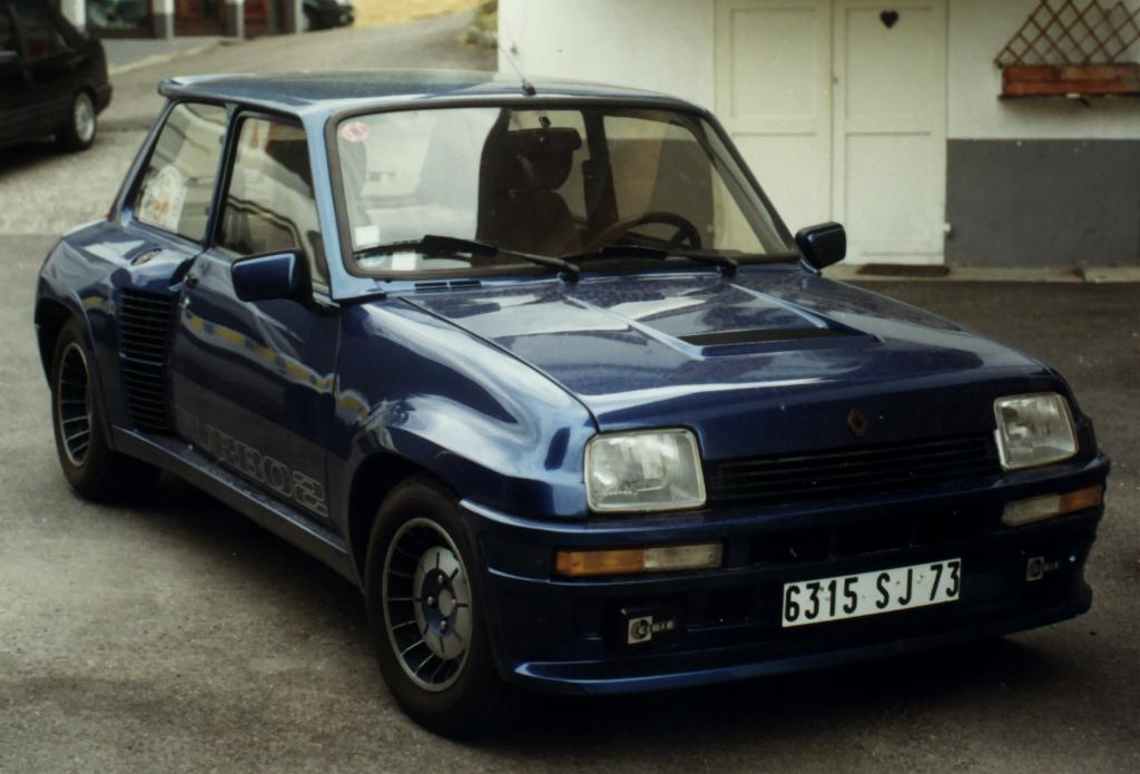 renault 5 alpine turbo-pic. 3