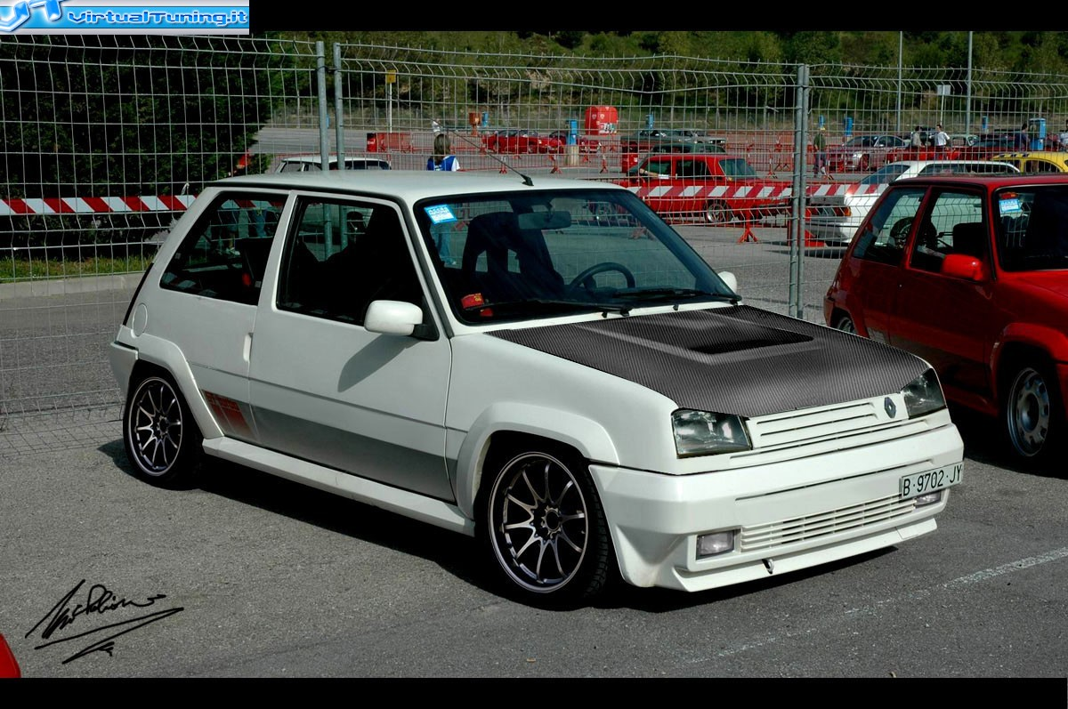 renault 5 gt turbo photos and comments. Black Bedroom Furniture Sets. Home Design Ideas