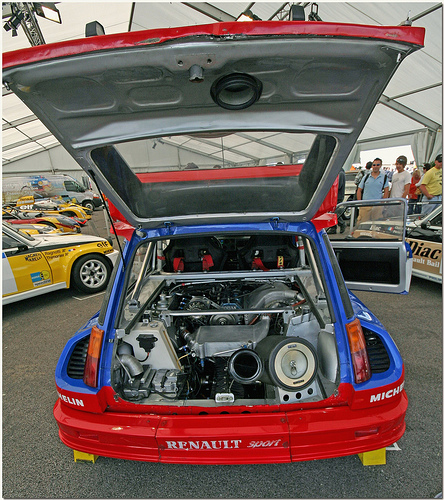 renault 5 maxi turbo #0