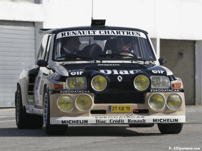renault 5 maxi turbo #1
