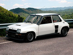 renault 5 maxi turbo #3