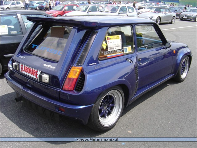 renault 5 maxi turbo #6