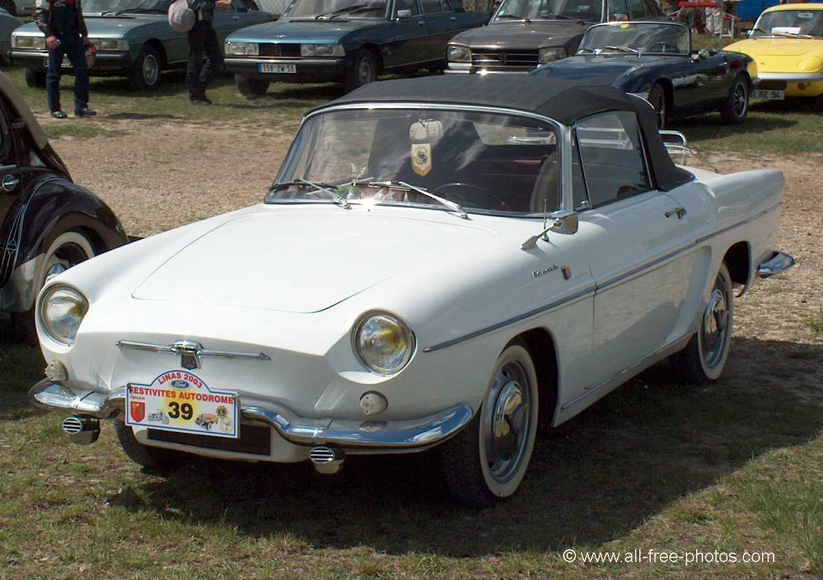 renault caravelle cabriolet-pic. 2