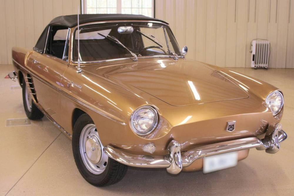 renault caravelle cabriolet-pic. 3