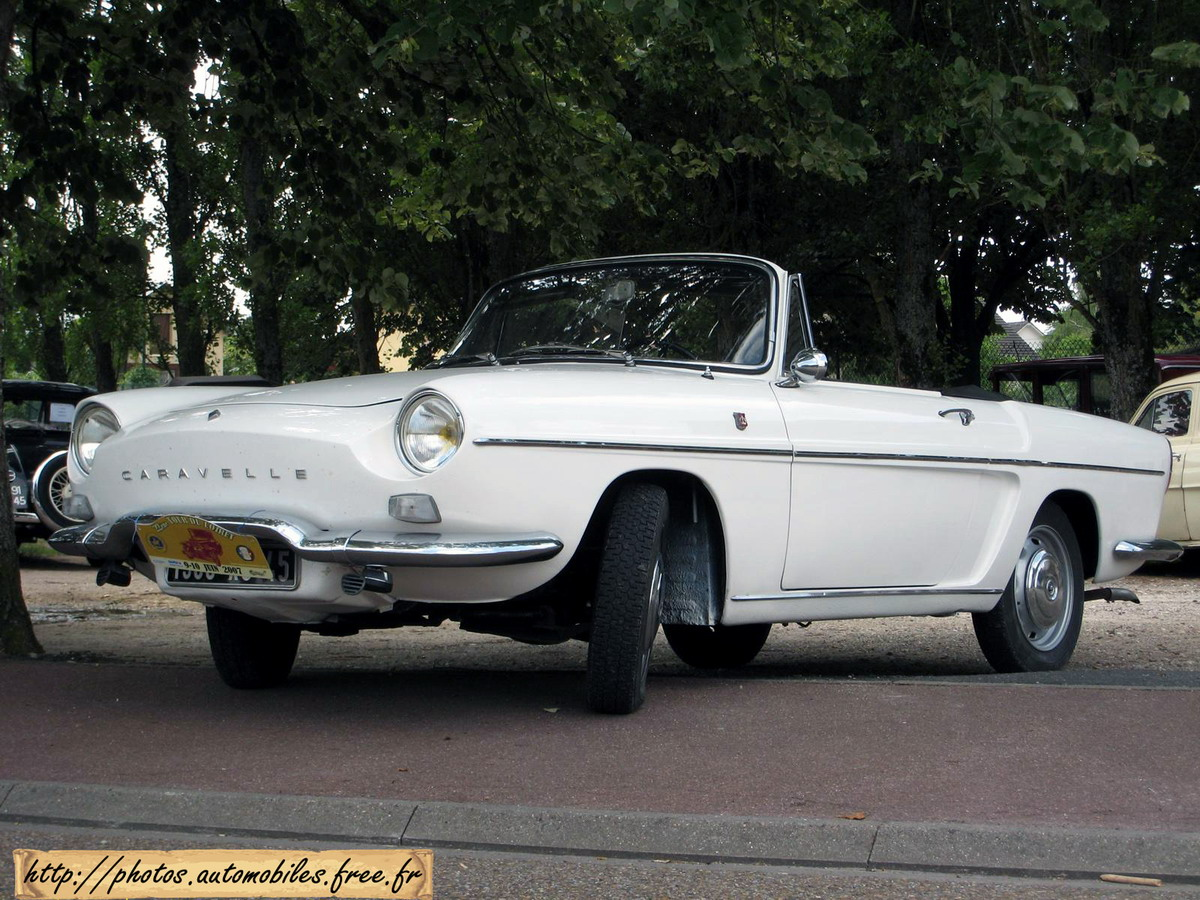 renault caravelle convertible #0